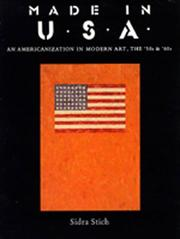 Cover of: Made in U.S.A