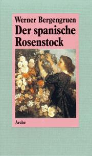 Cover of: Rosenstock
