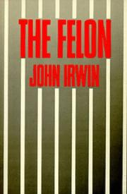 Cover of: The felon