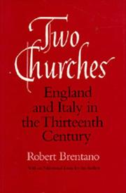 Cover of: Two churches