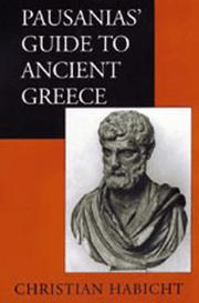 Cover of: Pausanias' Guide to ancient Greece