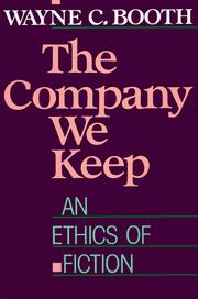 Cover of: The Company We Keep