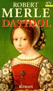 Cover of: Das Idol. Roman