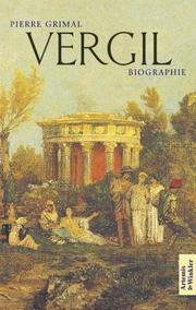 Cover of: Vergil. Biographie