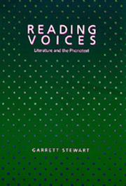 Cover of: Reading voices