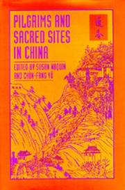 Cover of: Pilgrims and sacred sites in China