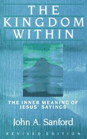 Cover of: The kingdom within