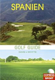 Cover of: Golf Guide Spanien