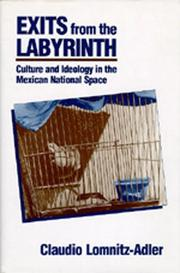 Cover of: Exits from the labyrinth