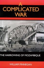 Cover of: A complicated war