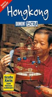 Cover of: DuMont Extra, Hongkong