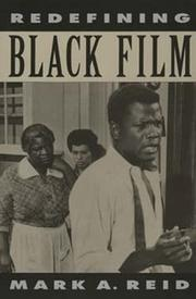 Cover of: Redefining Black film