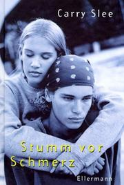 Cover of: Stumm vor Schmerz.