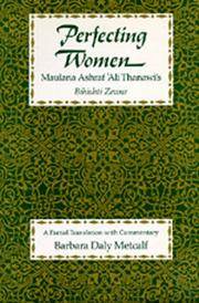 Cover of: Perfecting Women