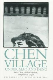 Chen Village under Mao and Deng
