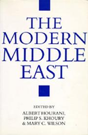 Cover of: The Modern Middle East