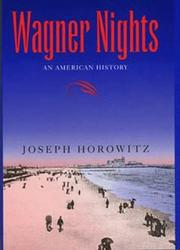 Cover of: Wagner nights