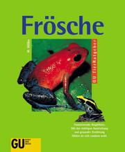 Cover of: Frösche