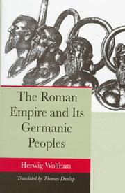 Cover of: The Roman Empire and Its Germanic Peoples