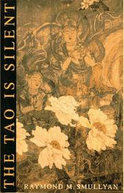 Cover of: The tao is silent
