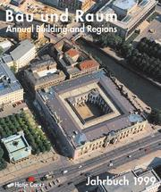 Cover of: Buildings and Regions