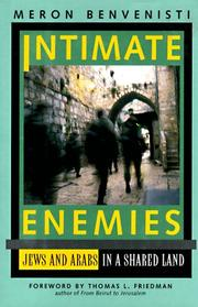 Cover of: Intimate enemies