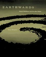 Cover of: Earthwards | Gary Shapiro