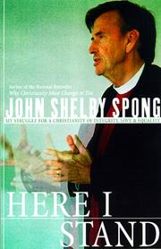 Cover of: Here I Stand | John Shelby Spong