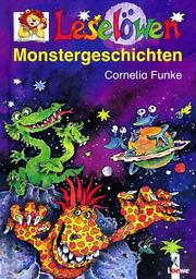 Cover of: Leselöwen Monstergeschichten