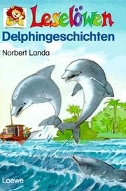 Cover of: Leselöwen Delphingeschichten