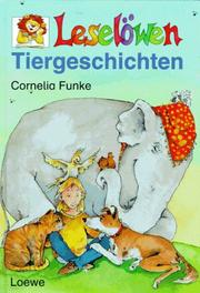 Cover of: Leselöwen Tiergeschichten