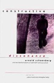 Cover of: Constructive Dissonance |