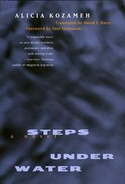 Cover of: Steps under water