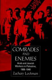 Cover of: Comrades and enemies