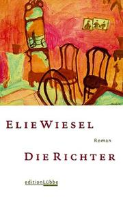 Cover of: Die Richter