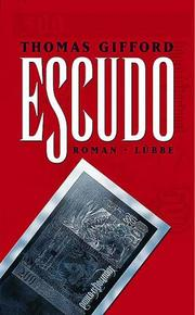 Cover of: Escudo