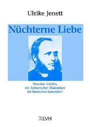 Cover of: Nüchterne Liebe