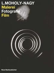 Cover of: Malerei, Fotografie, Film