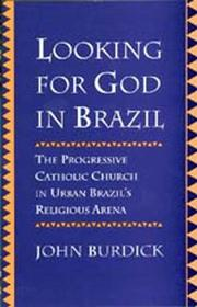 Cover of: Looking for God in Brazil