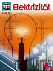 Cover of: Elektrizita t |