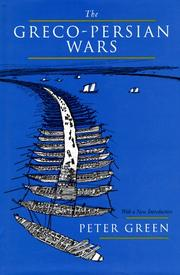 Cover of: The Greco-Persian wars