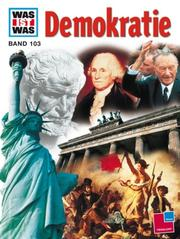 Cover of: Demokratie |