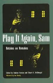 Cover of: Play it again, Sam |