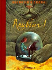 Cover of: Raubtier. Ein Thriller über moderne Psychologie.