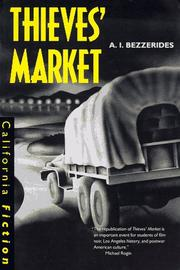 Cover of: Thieves' market