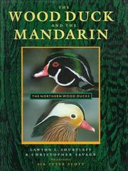Cover of: The wood duck and the mandarin