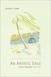 Cover of: An artistic exile