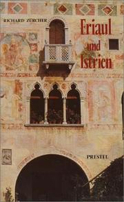 Cover of: Friaul und Istrien