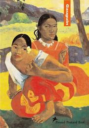 Cover of: Gauguin (Prestel Postcard Book)