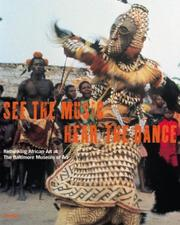Cover of: SEE THE MUSIC HEAR THE DANCE